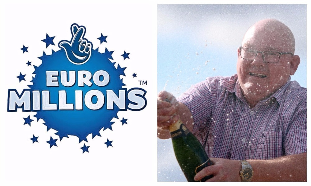 Jim Forbes recently won big after buying his EuroMillions ticket in Dundee. Could you be in for a win?