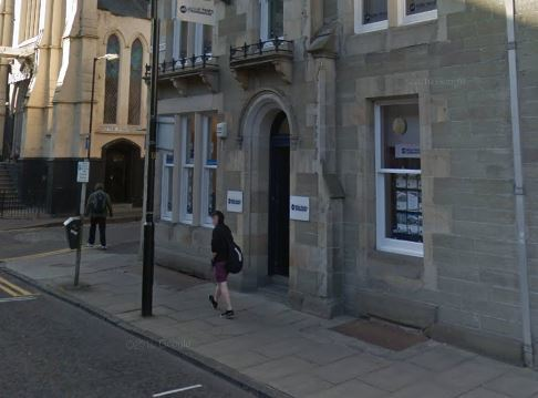 The Miller Hendry office on Dundee's Ward Road