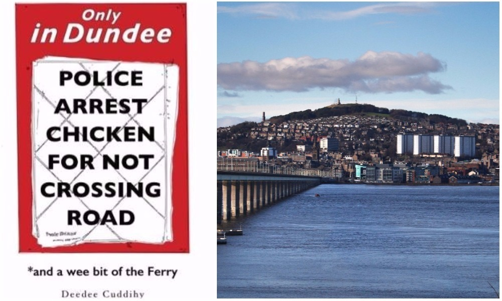 A waiting list has been created after the Only in Dundee book sold out in just two hours.