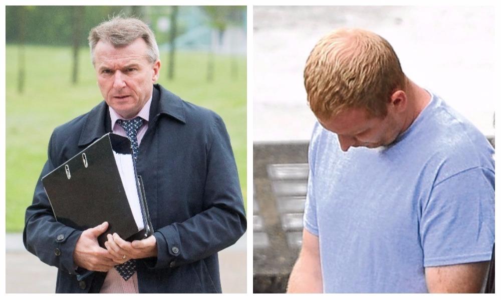 Brian McConnachie QC said McIntosh's latest attack 'came as no shock' to him.
