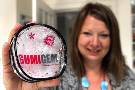 Jenny McLaughlan, founder of Gumigem