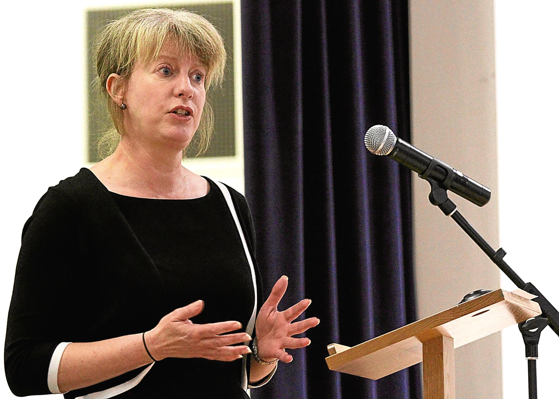 Health Secretary Shona Robison said