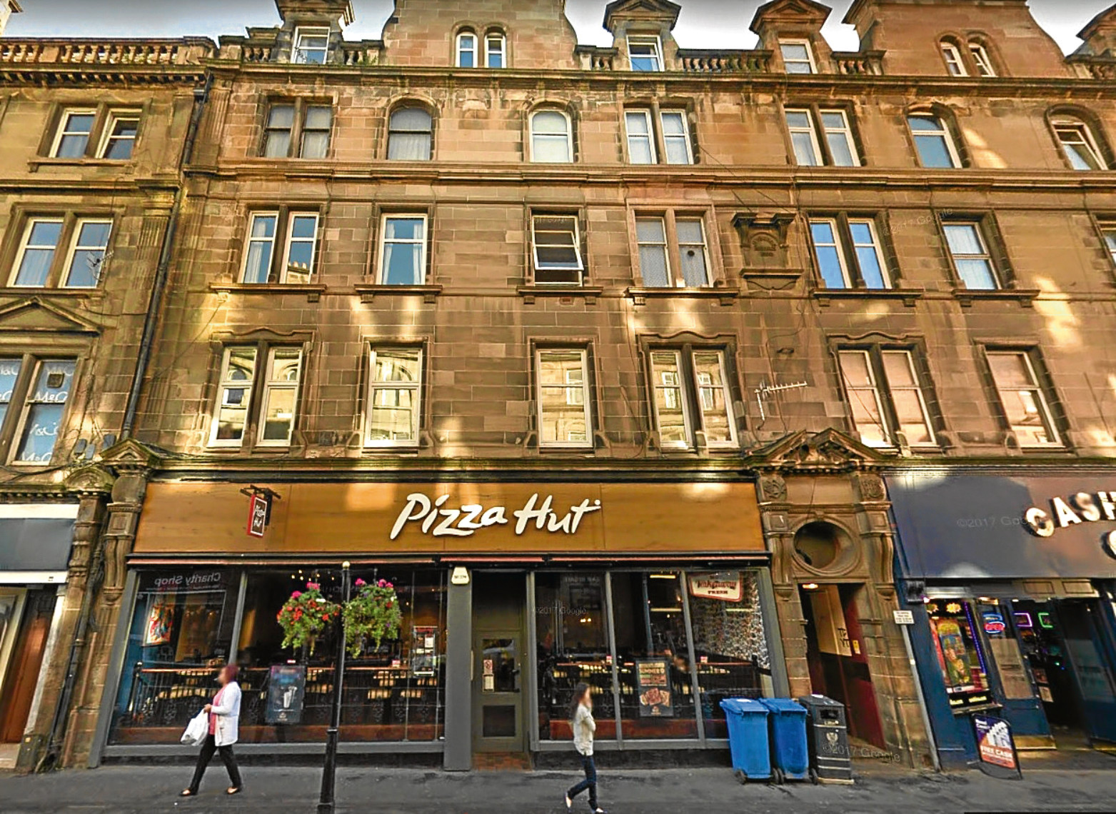 Pizza Hut, Scott Street, Perth