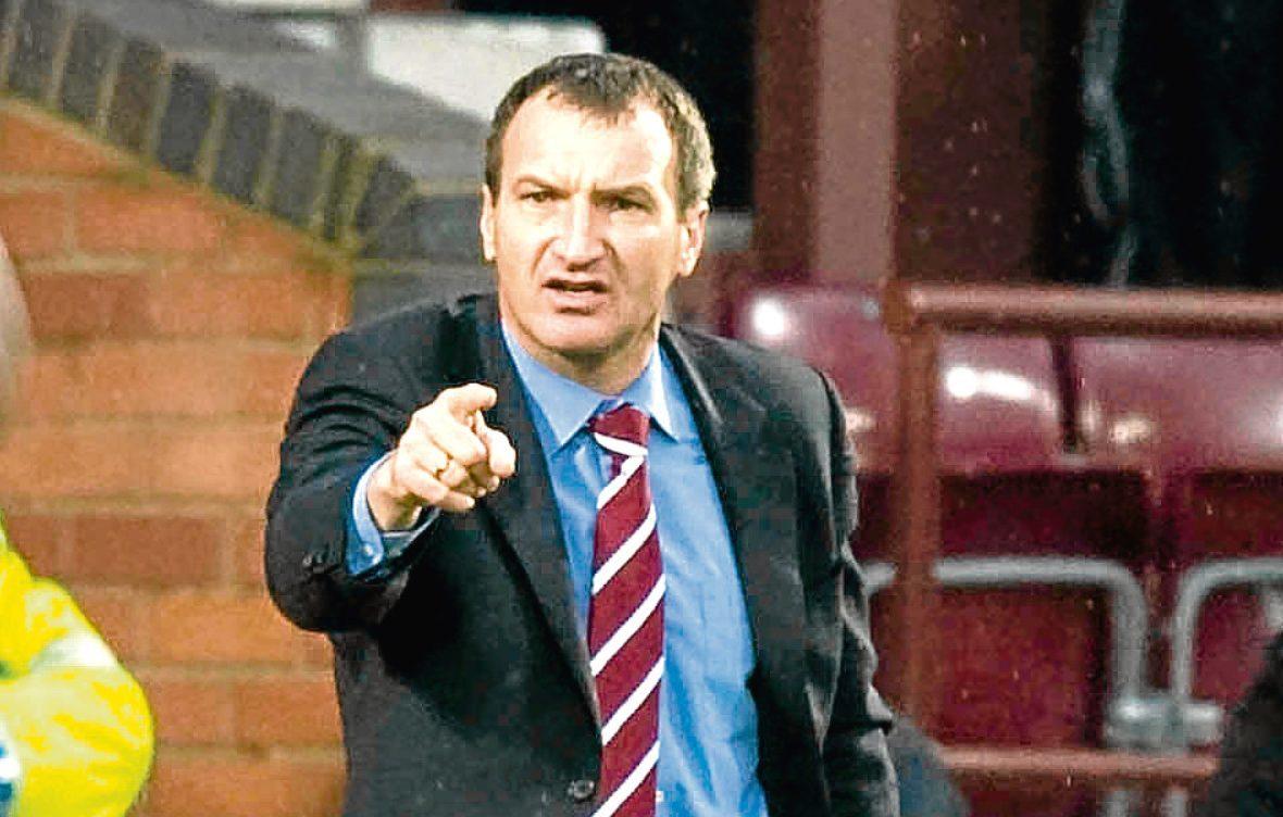 Dundee United's new boss Csaba Laszlo