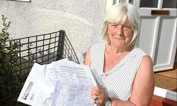 Petitioner Margaret Davidson
