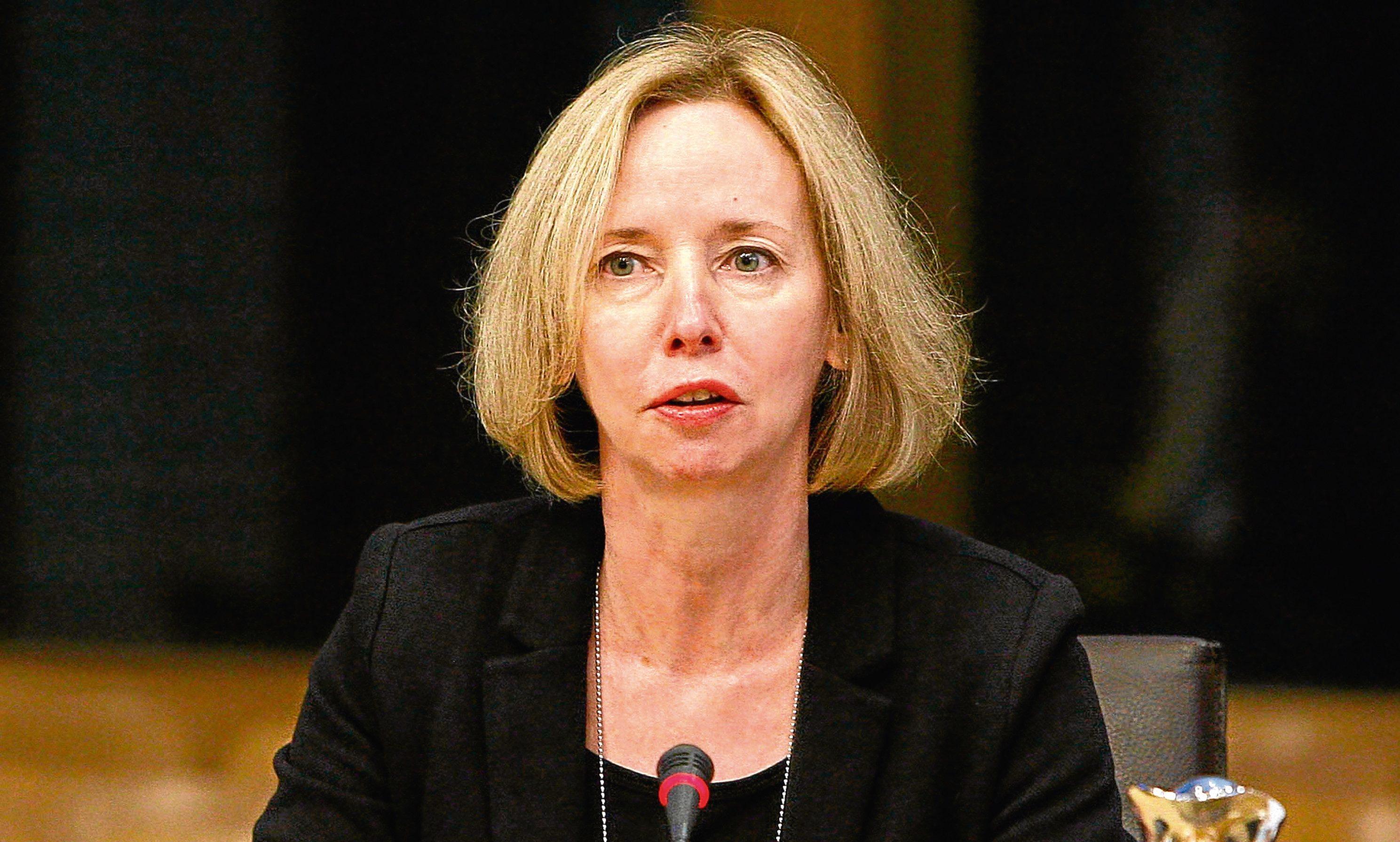 Caroline Gardner, Auditor General for Scotland