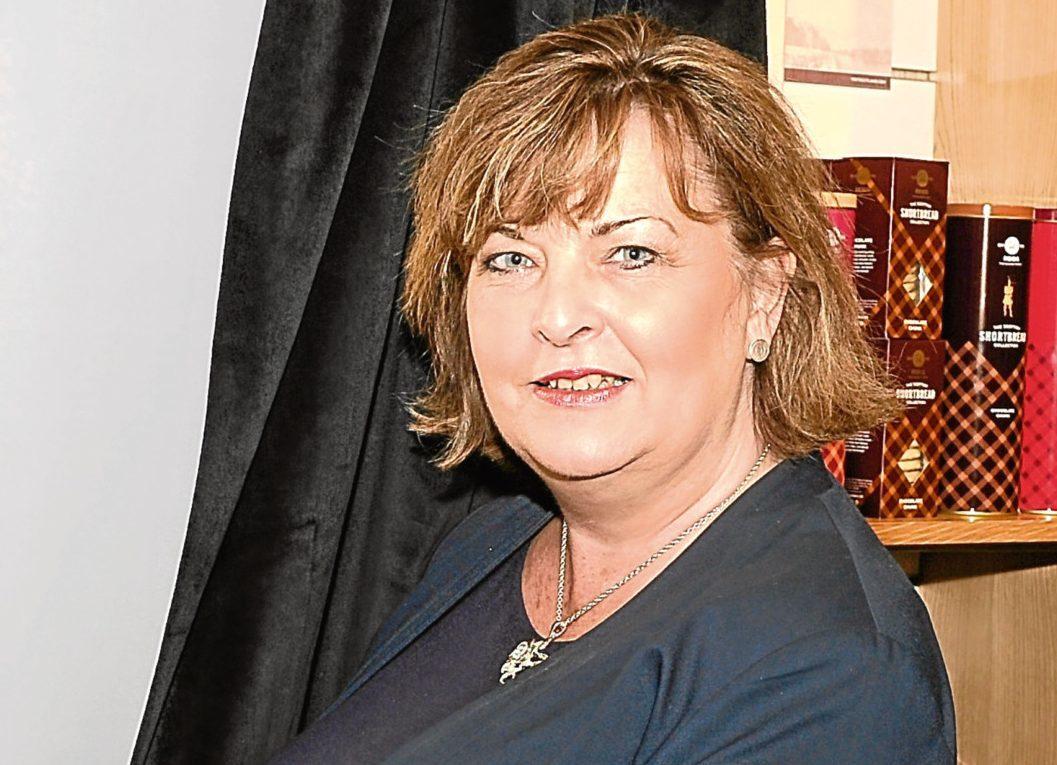 Culture Secretary Fiona Hyslop.