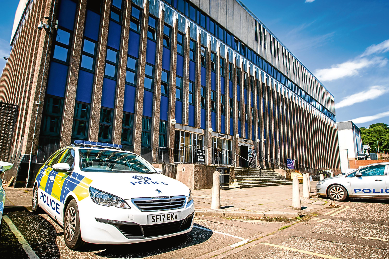 Police Scotland Tayside Division HQ