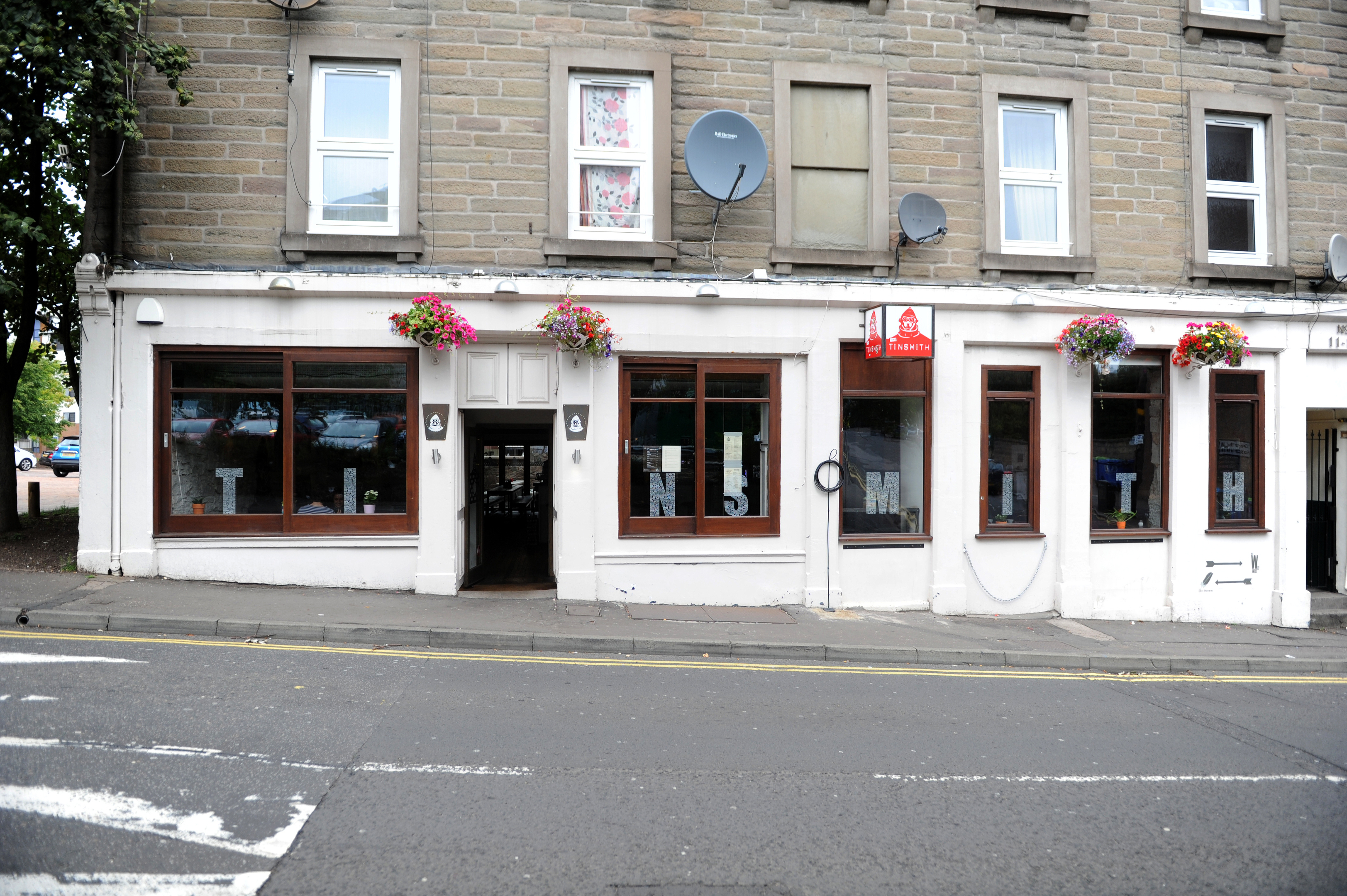 The Tinsmith, Old Hawkhill.