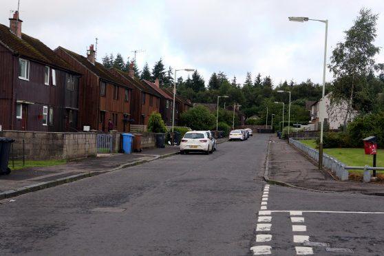 St Fillans Road
