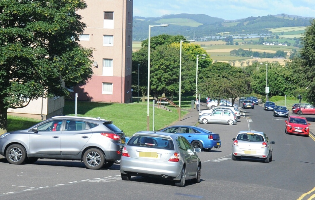Spey Drive, Dundee (stock image)