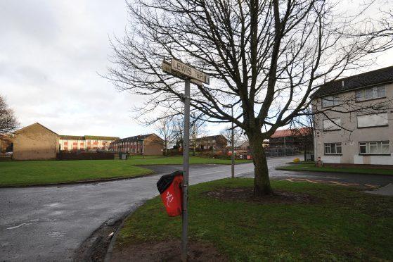 Lewis Terrace (stock image)