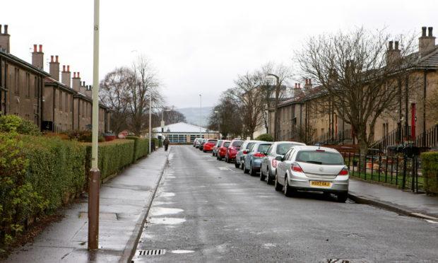 Glenesk Avenue (stock image).
