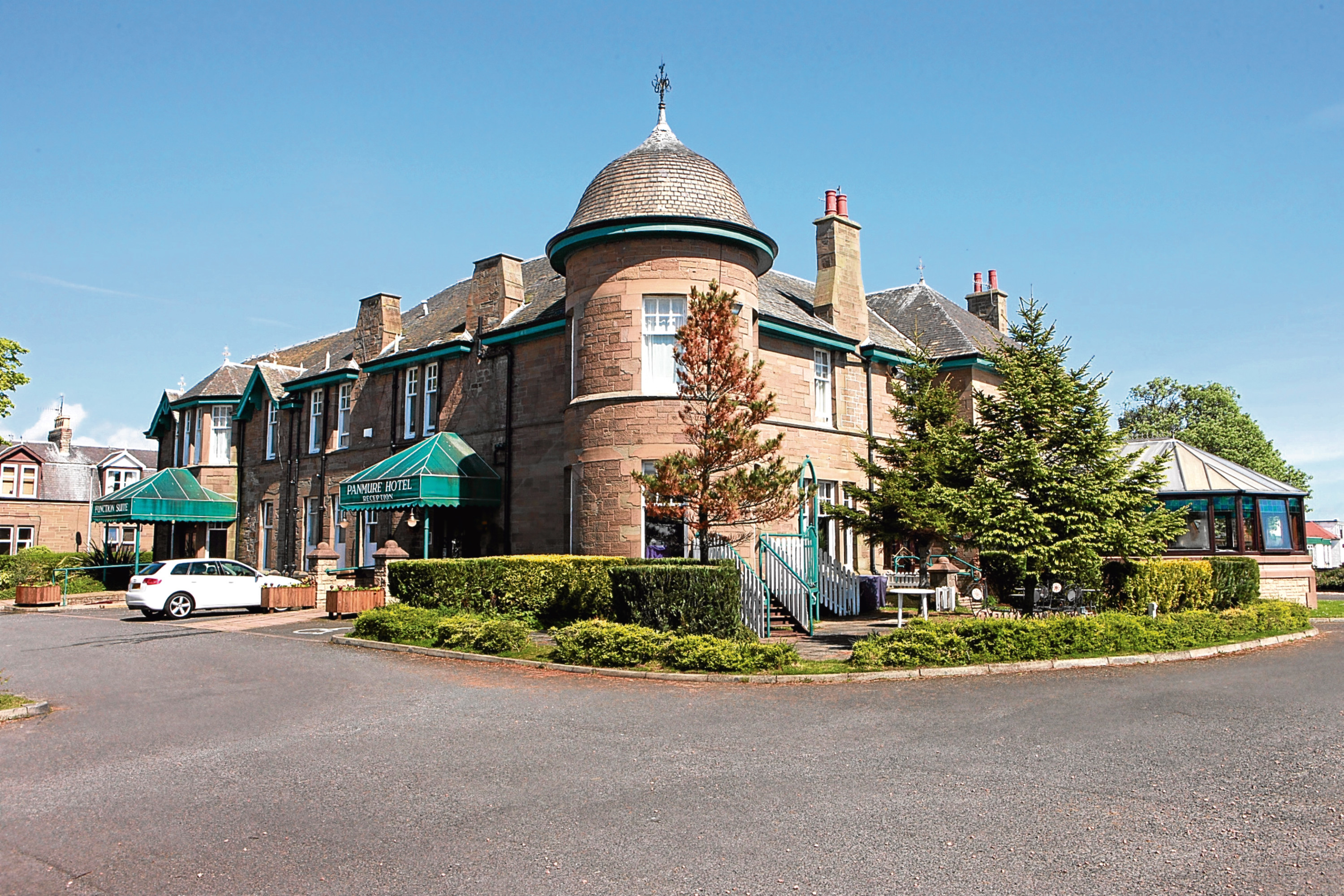 The Panmure Hotel