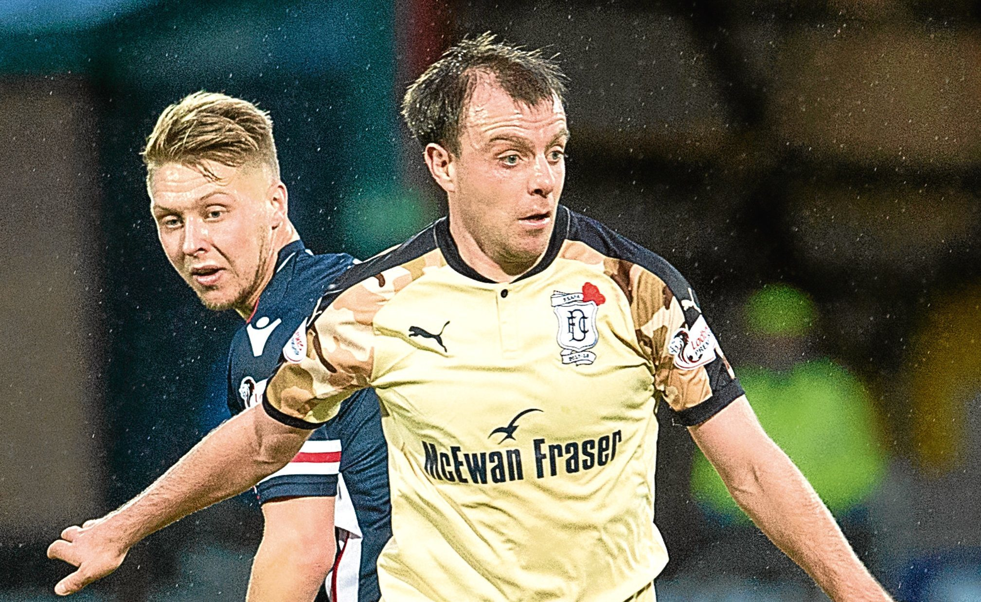 Paul McGowan says his team are showing a real togetherness after a poor spell.