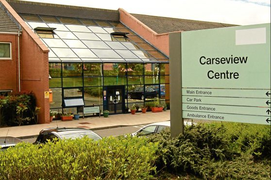 The Carseview Centre, beside Ninewells Hospital