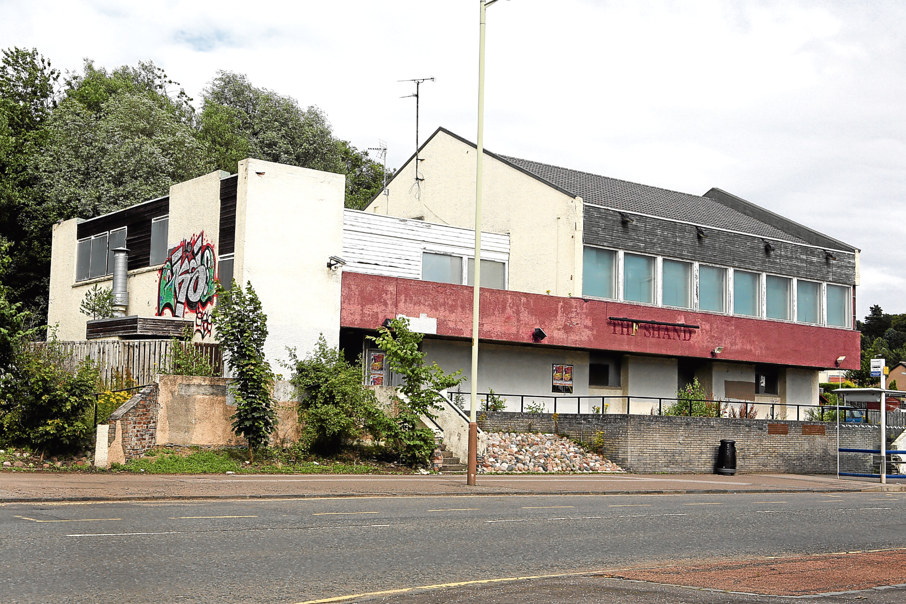 If approved the Jimmy Shand pub will be demolished.