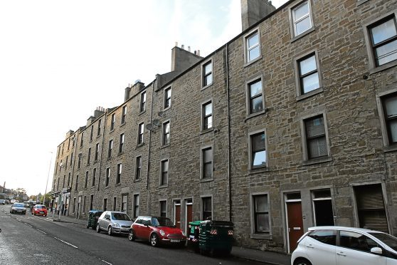 The flats in Blackness set to be demolished