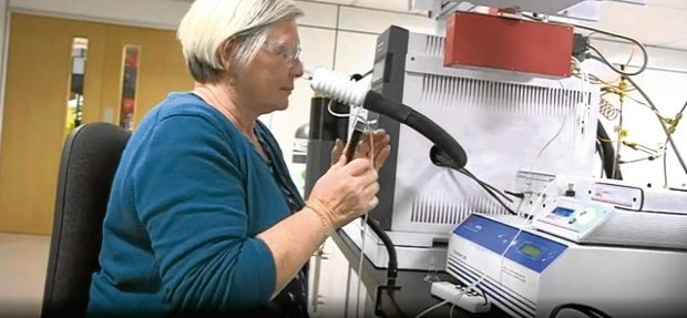 Joy has astonished scientists with her ability to identify people suffering from Parkinson's through smell.