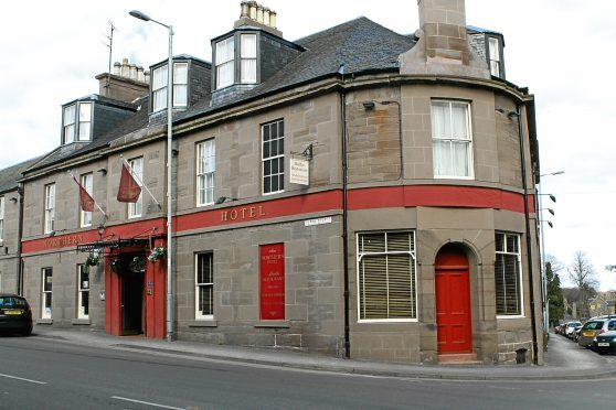 The Northern Hotel, Brechin.