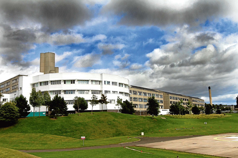 Ninewells Hospital, NHS Tayside HQ