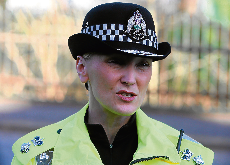 Assistant Chief Constable Gillian MacDonald.