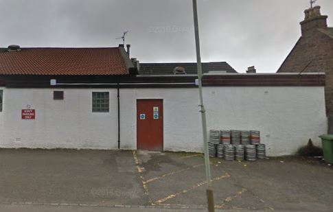 Fairmuir Social Club, Balgray Street (stock image)