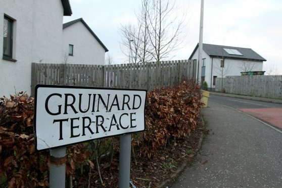Gruinard Terrace