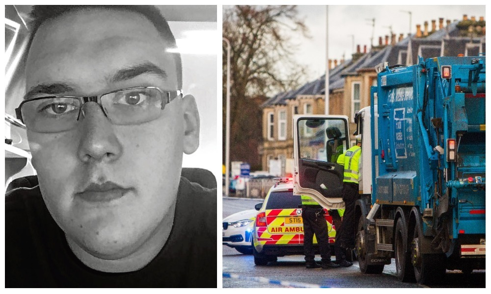 Daniel died just days before his 21st birthday after his motorcycle was involved in a collision with a bin lorry.