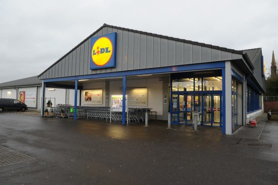 Lidl on South Road