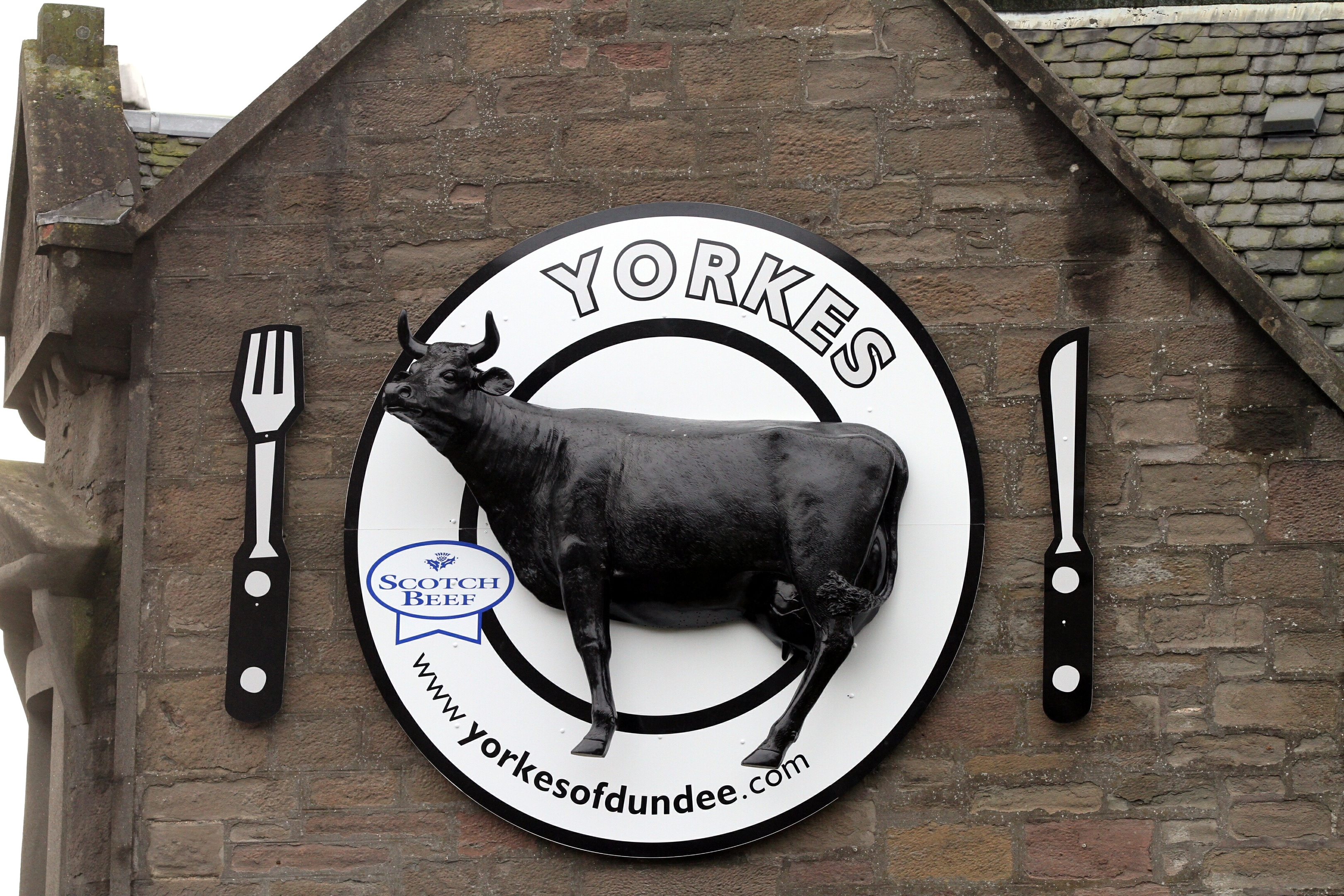 Yorkes of Dundee on Strathmartine Road