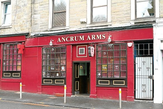 The Ancrum Arms in Logie Street