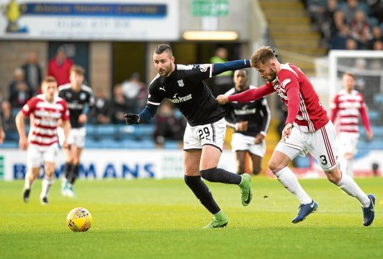 Dundee will be looking to the likes of striker Marcus Haber, who opened the scoring against St Johnstone last weekend, to finally break their duck at the fifth attempt when they visit Hamilton.