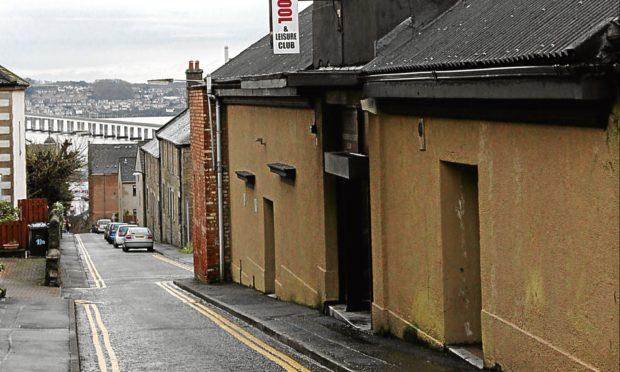 Bonnybank Road, Dundee (stock image).