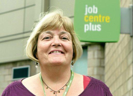 Jane McEwen, of JobCentre Plus