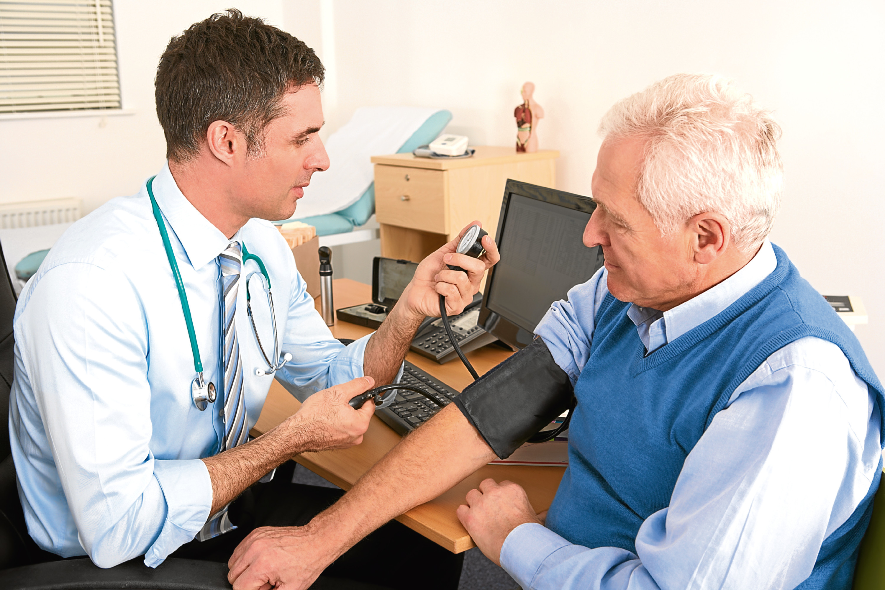 Residents in Broughty Ferry could struggle to register at a GP surgery.