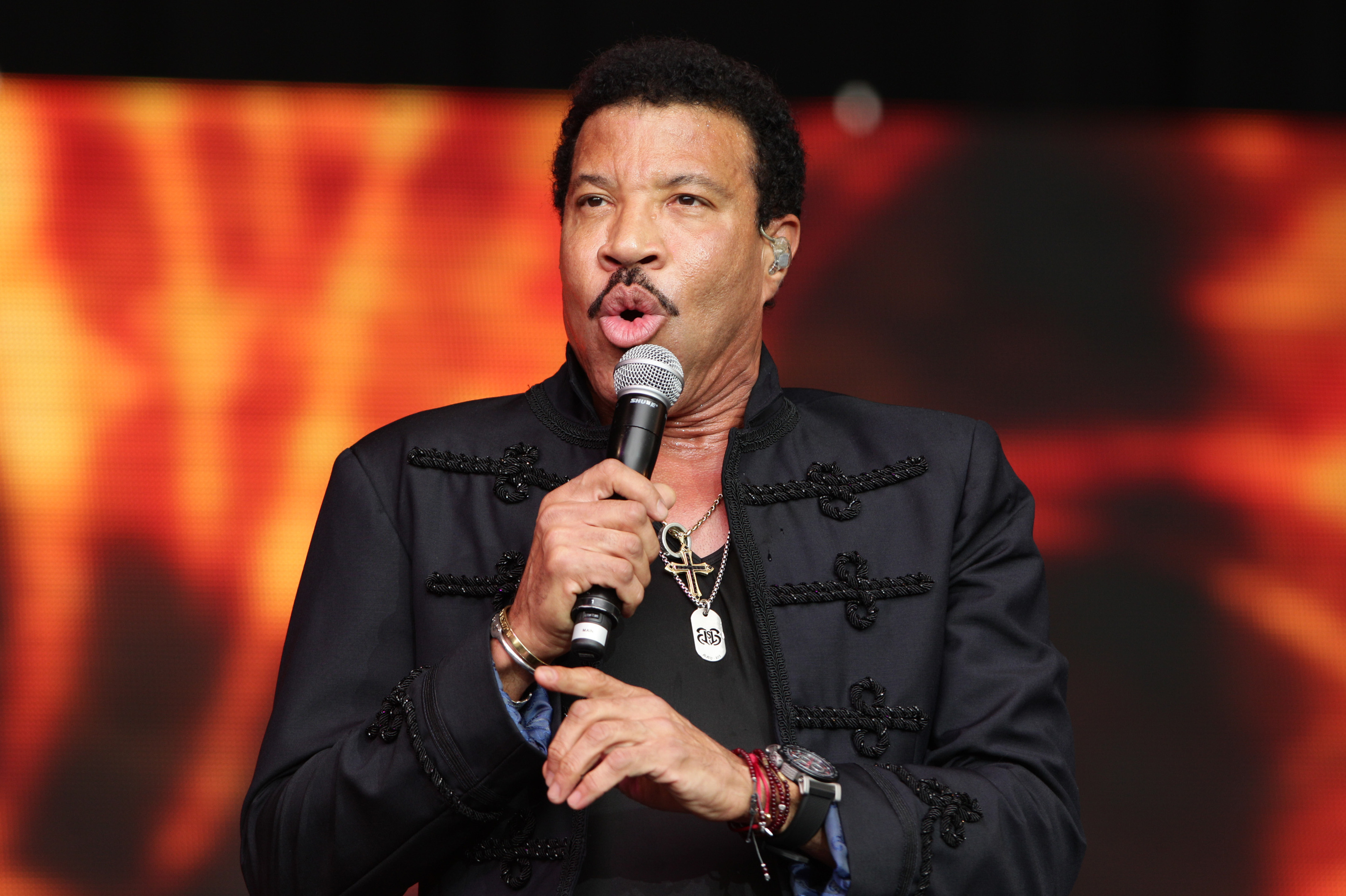 Lionel Richie is coming to Tayside