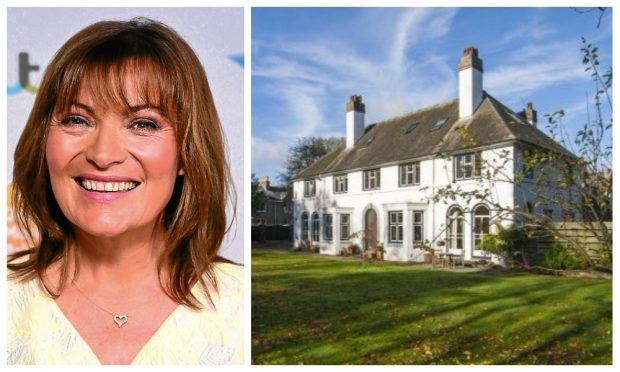 Lorraine Kelly has put her home on the market for £825,000 as she heads south.