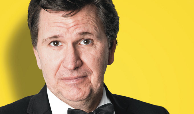 Stewart Francis will head to Dundee