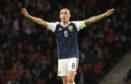 Scott Brown has announced his retirement from Scotland duties - again.