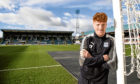 Simon Murray is keen to get among the goals for Dundee.