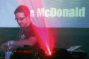 DDE organiser Mike McDonald