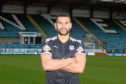 08/02/2017 - Dundee sign Steven Caulker Picture by David Young -
