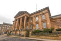 Dundee Sheriff Court (stock)