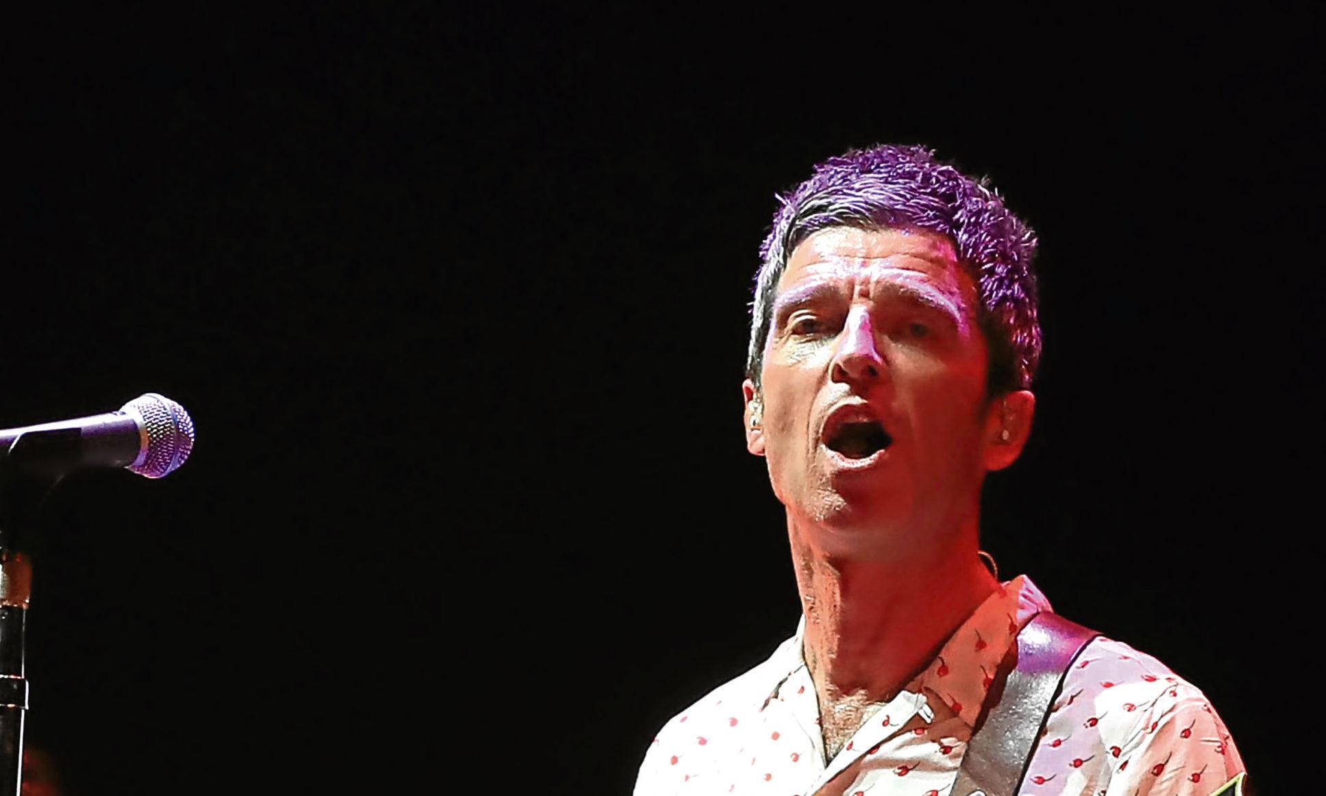 Noel Gallagher will make a headline appearance