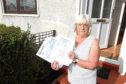 Dryburgh resident Margaret Davidson