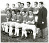 George Doull is the subject of our main story and he is featured below. This Brechin City FC photo was taken in January 1964. Back row (from left) — McLevy, Kennedy, McVittie, Smith, Tocher, Duigan, Thoms. Front row — Wyles, Pattie, Doull, Pollock, Sharp.