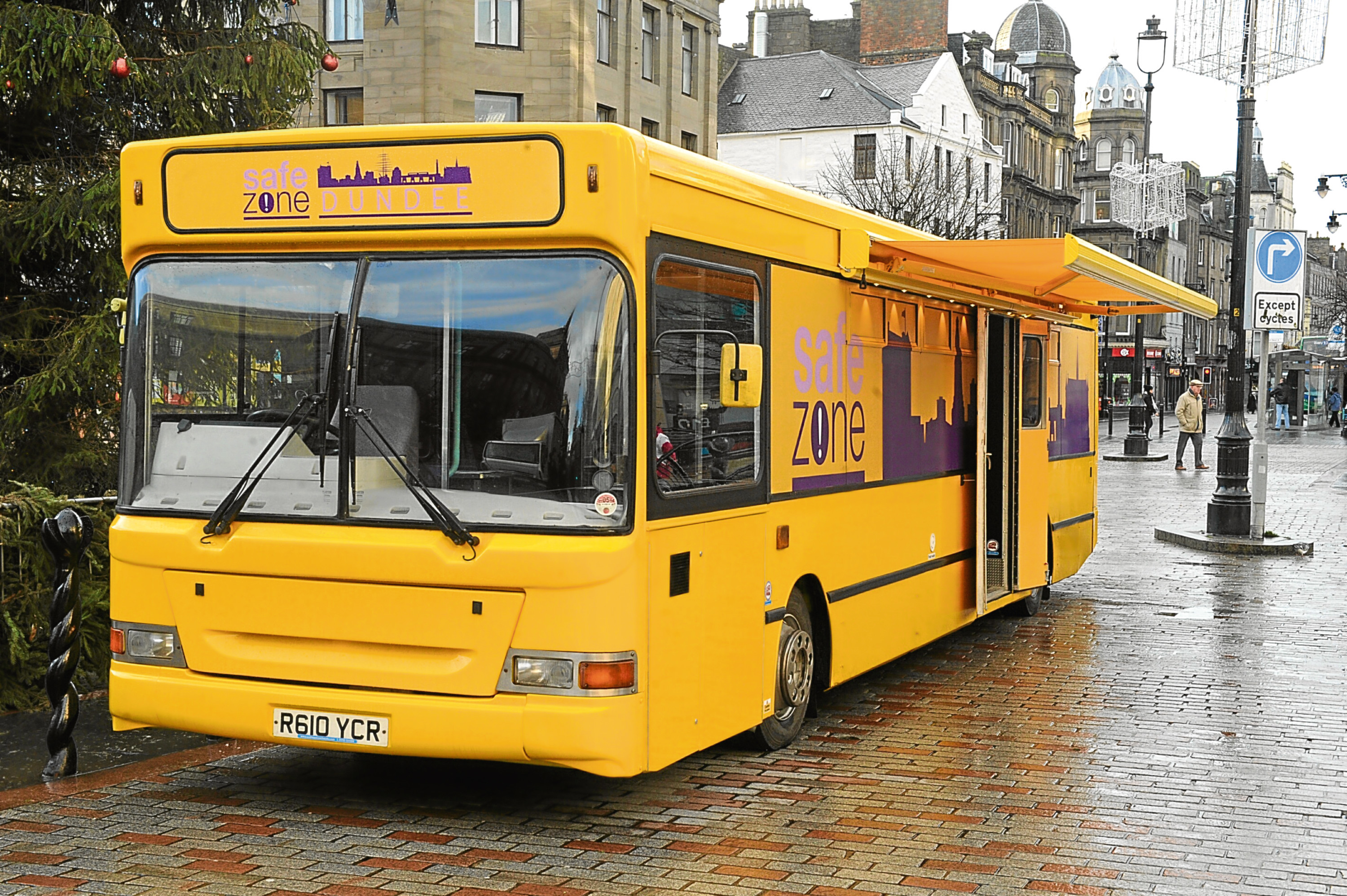 The Safe Zone Bus