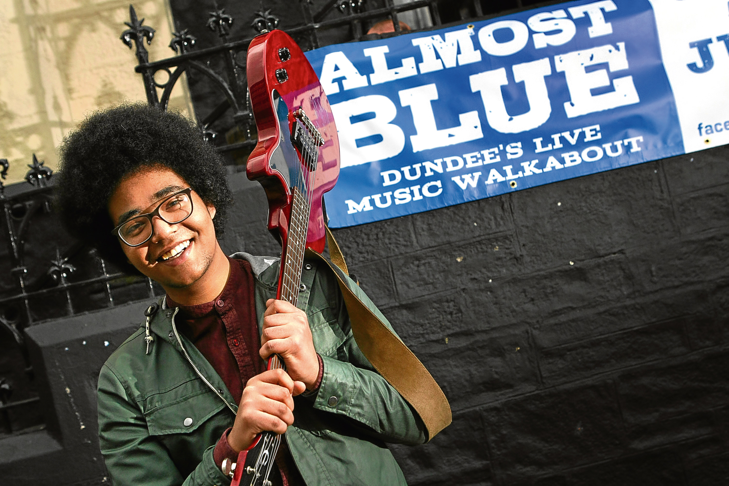 Almost Blue festival is returning to Dundee this summer for the seventh year in a row.