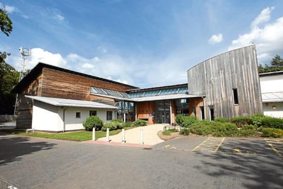 Monifieth Health Centre, Victoria Street, Monifieth